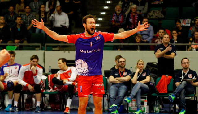 United Volleys haben Lust auf mehr Europa  - Foto: United Volleys/Gregor Biskup
