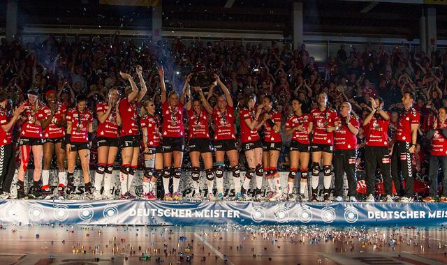 Saisonvorschau 1. Volleyball Bundesliga der Frauen - Foto: Holger Schulze, www.afb-media.de