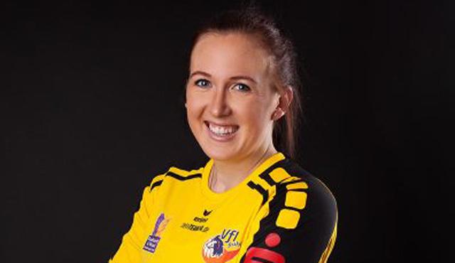 Die zehnte Spielerin der Ladies in Black heißt Krista DeGeest - Foto: VfB Suhl LOTTO Thüringen
