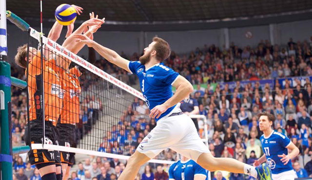 Thilo Späth-Westerholt wurde am Sonntag als MVP ausgezeichnet <br>Foto: Günter Kram