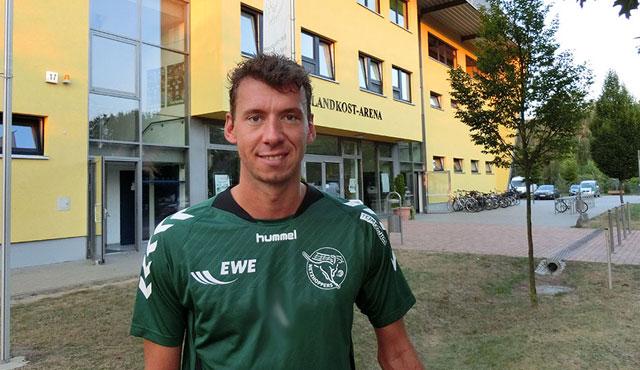Transfer-Coup: Netzhoppers holen Björn Andrae  - Foto: Matthias Penk