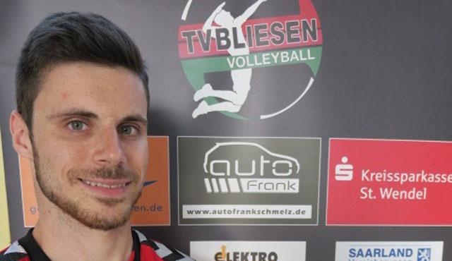 Julian Zewe verstärkt Drittligist TV Bliesen - Foto: TV Bliesen