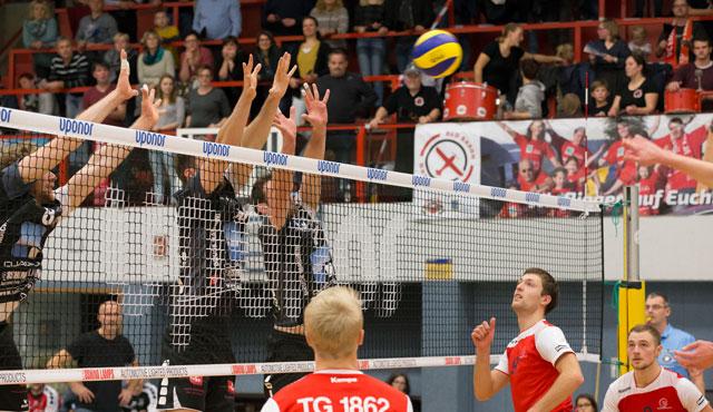 VC Oshino Eltmann fährt mit Optimismus zur Reserve der Rhein-Main-Volleys - Foto: VC Eltmann / Oshino Volleys Eltmann
