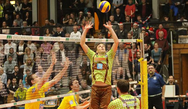 Novum: Playoffspiele außerhalb Deutschlands - Foto: GCDW