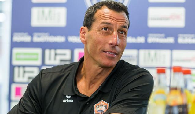 NawaRo Straubing verpflichtet Guillermo Gallardo als neuen Trainer - Foto: Schindler