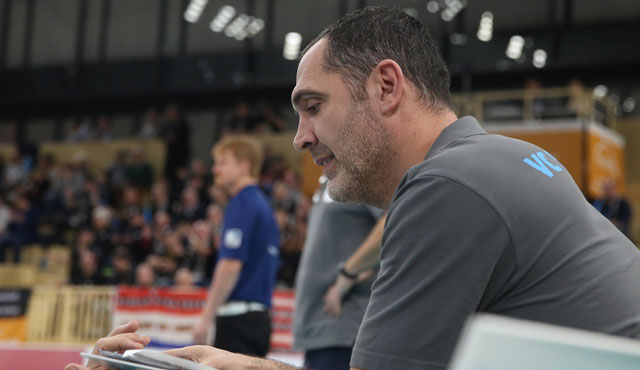 Christian Sossenheimer bleibt zwei weitere Jahre in der VCW-Familie - Foto: Detlef Gottwald