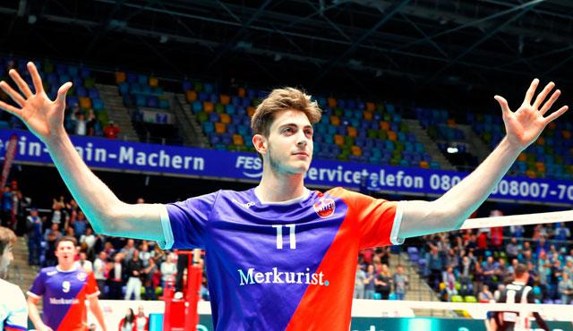 Uniteds wollen ein weiteres Halbfinale - Foto: United Volleys/Manfred Neumann