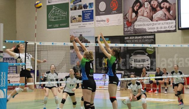 Volleyball-Team Hamburg mit Niederlage im Fünfsatz-Krimi zum Saisonabschluss  - Foto: VTH