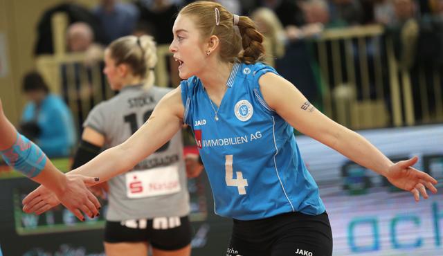 VC Wiesbaden verzichtet auf Europapokal-Teilnahme - Foto: Detlef Gottwald