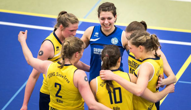 DSHS SnowTrex Köln will gegen Borken weiter punkten - Foto: Martin Miseré