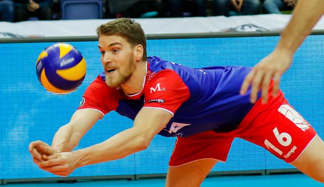 United Volleys kommen mit Nervenstärke zum Sieg gegen Lüneburg - Foto: United Volleys/Gregor Biskup
