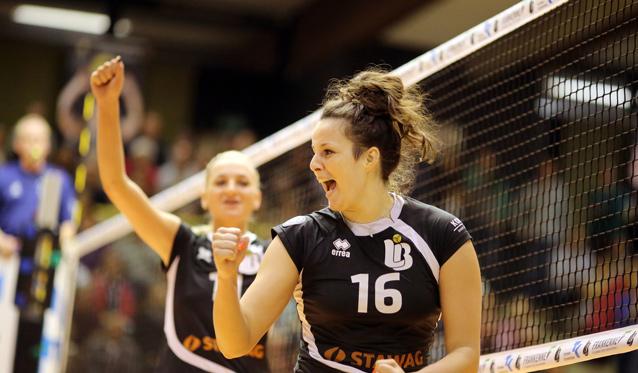 Markovic will mit den Ladies in Black Aachen für den Pokalsieg kämpfen! - Foto: fotograf-aachen.de, Andreas Steindl
