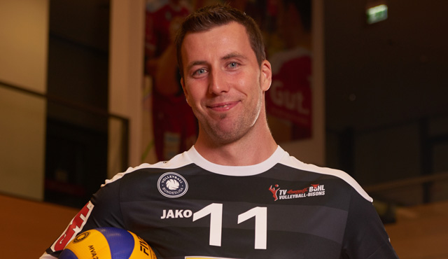 "DVV-Pokalfinale: Bühls ""Spielervater"" David Molnar erwartet Karrierehighlight - Foto: DVL"