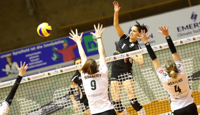 Aachen zurück in der Erfolgsspur - Foto: Ladies in Black Aachen