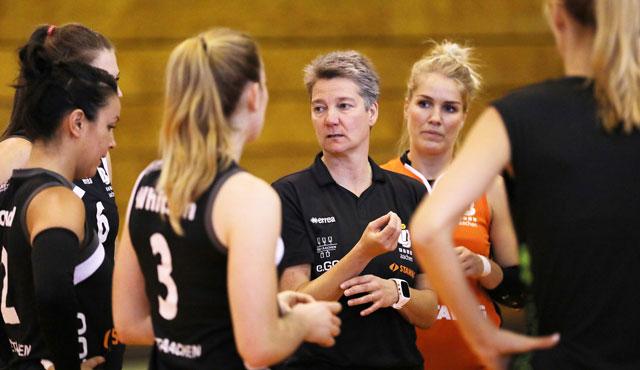 Es geht für die LiB Aachen wieder um wichtige Punkte - Foto: Ladies in Black