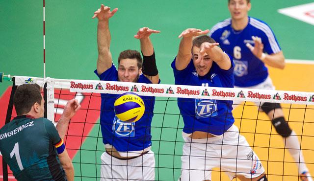 Supercupsieger gastiert beim Meister - Foto: Günter Kram