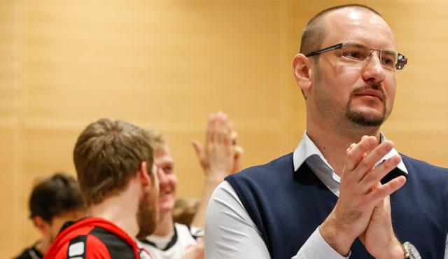 VC Eltmann trennt sich vom Trainer Jozef Janosik - Foto: Frank Heumann