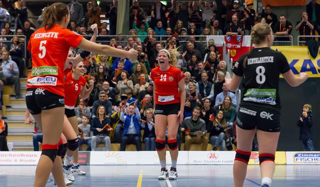 NawaRo Straubing fehlt nur noch ein Sieg zur perfekten - Foto: Schindler