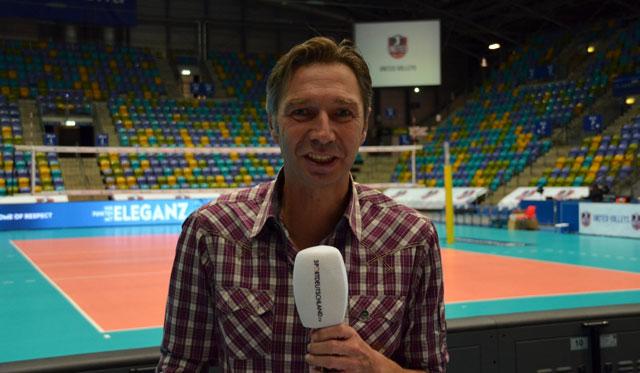 Der Super-November: So viel Live-Volleyball gab es noch nie! - Foto: VBL