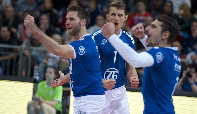 Supercupsieger startet gegen Haching in die Saison - Foto: Günter Kram