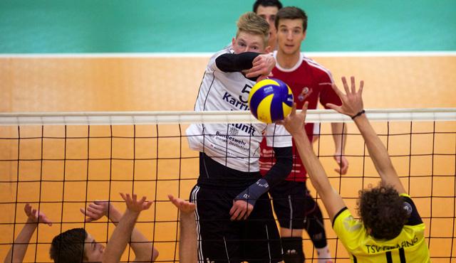 Volley YoungStars wollen sich teuer verkaufen - Foto: Günter Kram