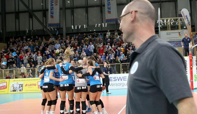 Sensationeller 3:2-Erfolg beim SSC: Schwerin geärgert, Selbstbewusstsein getankt - Foto: Detlef Gottwald