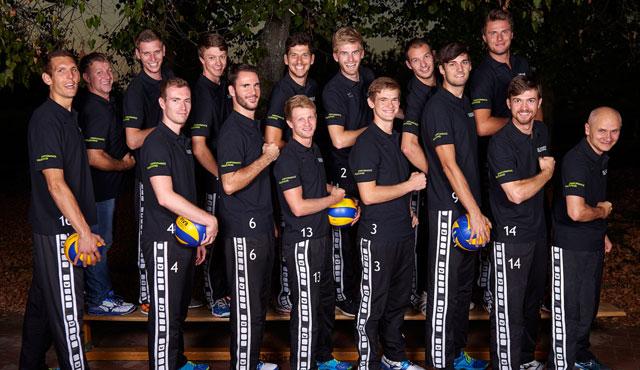 Schwere Doppelaufgabe zum Saisonauftakt für den SSC Karlsruhe - Foto: SSC Karlsruhe – Volleyball