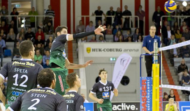 Wer ist die Nummer Eins in Bayerns Volleyballlandschaft? - Foto: 2k-Fotografen