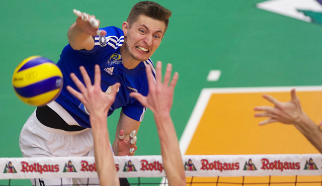 Chefkoch Heynen will ins Halbfinale - Foto: Günter Kram