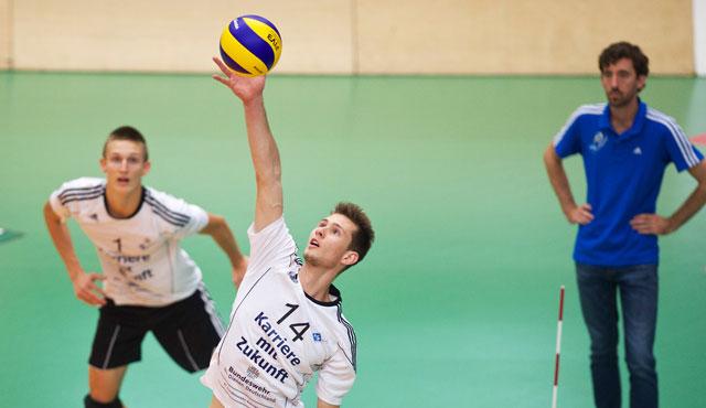 YoungStars schlagen zweimal auf - Foto: Günter Kram