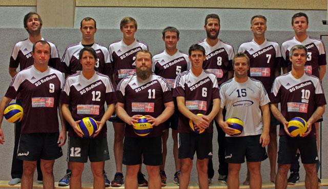SG Rodheim startet nach nur einer Saison Abstinenz wieder in Deutschlands höchster Amateursportklasse - Foto: SG Rodheim