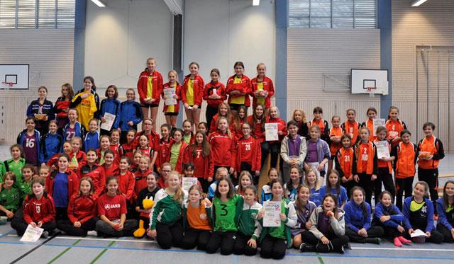 Bayerische Volleyball Jugendmeisterschaften in Schwaig, Mömlingen, Straubing, Lohhof, Kaufbeuren und Regenstauf - Foto: FTSV Straubing