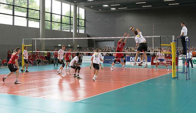 Ernährung essenziell für Michal Finger und andere Volleyball-Stars - Foto: J.W.