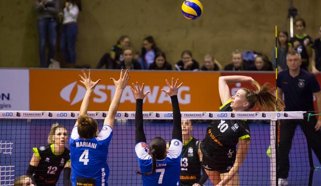 Aachen will gegen Suhl punkten - Foto: Ladies in Black Aachen\\ Fotograf-Aachen.de