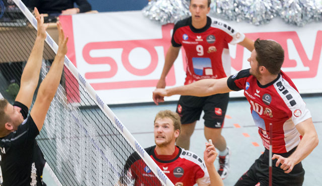 Saison-Kehraus für die Oshino Volleys in Delitzsch - Foto: VC Eltmann / Oshino Volleys Eltmann