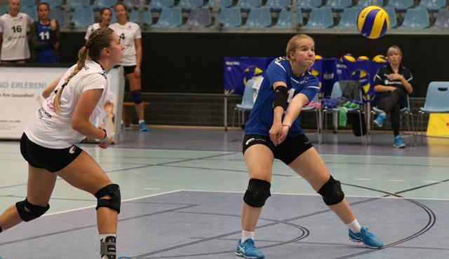 Volleyball-Team Hamburg reist zum Turnierwochenende nach Gladbeck - Foto: VTH/Lehmann