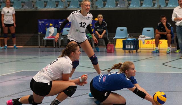 Volleyball-Team Hamburg verpasst trotz starker Leistung den Turniersieg  - Foto: VTH Lehmann