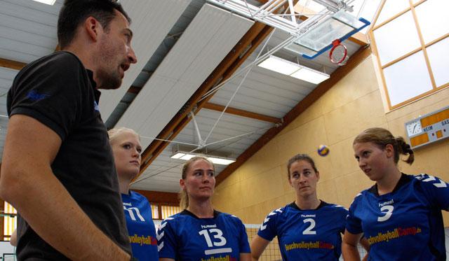 Damen unterliegen Abstiegskandidat Heimstetten nur knapp - Foto: Moritz Steinberg