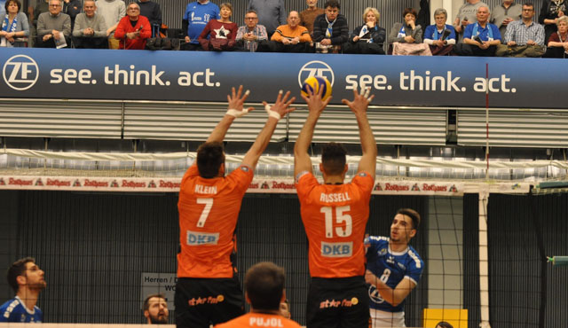 BR Volleys haben Chance vertan - Foto: BR Volleys