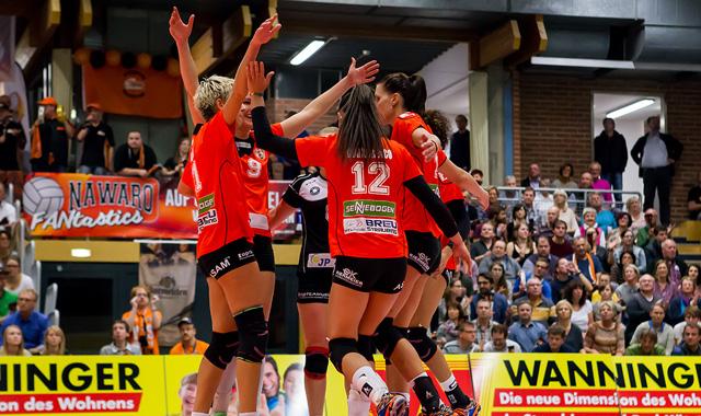 Volleyball-Wunder am Peterswöhrd in Straubing - Foto: Schindler