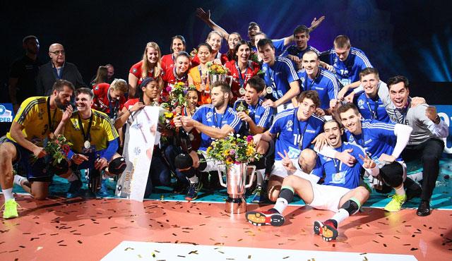Volleyball Supercup: Ticketverkauf läuft! - Foto: Eckhard Herfet