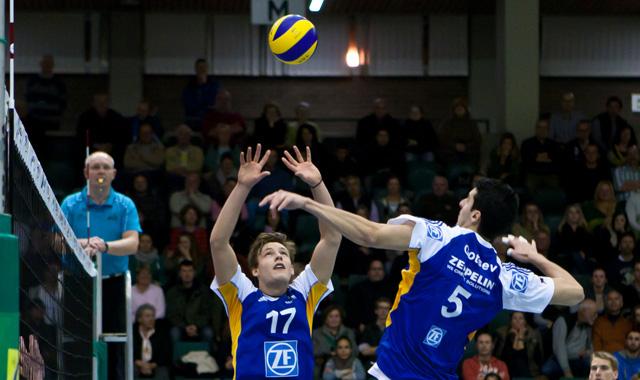 United Volleys bekommen Zuschlag für Saisoneröffnungsspiel - Foto: TG 1862 Rüsselsheim/Manfred Winkler