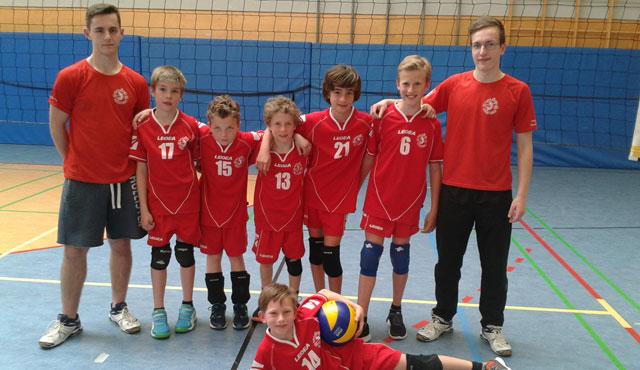 Kriftle U12: Platz drei und acht bei den Hessenmeisterschaften - Foto: TuS Kriftel