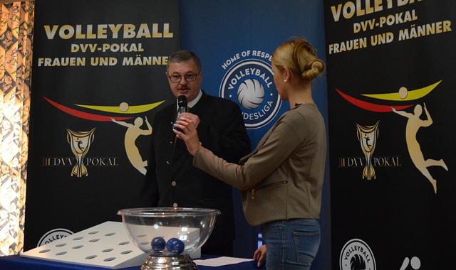Sieben Erstliga-Duelle in der ersten DVV-Pokal-Hauptrunde - Foto: VBL