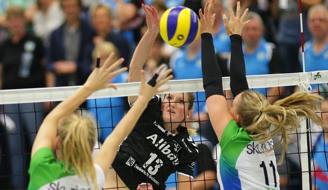 Auswärtsspiel für Essener Volleyballerinnen - Foto: Tom Schulte
