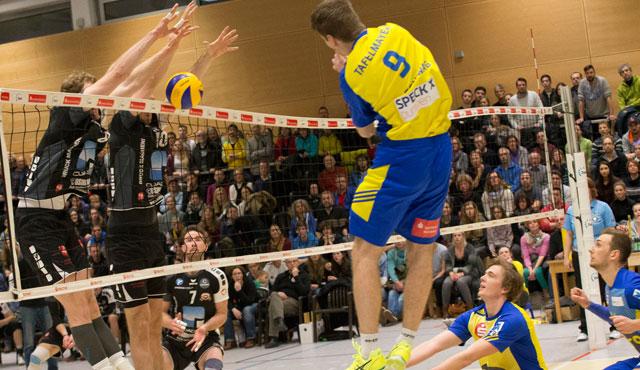 Schwaig mit Super-Auftritt für die Vereinschronik - Foto: VC Eltmann / Oshino Volleys Eltmann