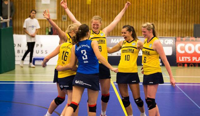 Drei weitere Neuzugänge für das Team DSHS SnowTrex Köln - Foto: Martin Miseré