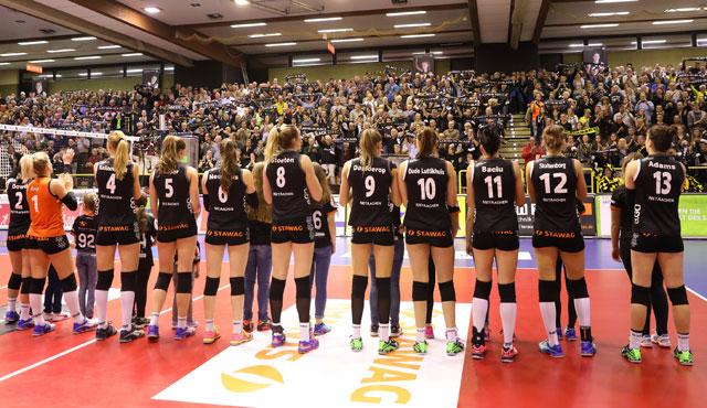 Aachen gegen Wiesbaden - ein Überraschungspaket! - Foto: Ladies in Black