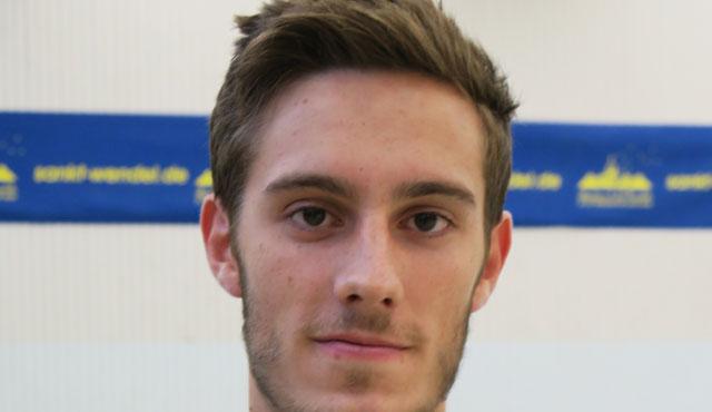 TV Bliesen verpflichtet luxemburgischen Nationalspieler Steve Weber (19) - Foto: TV Bliesen