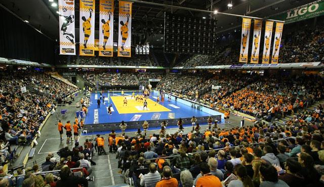 BR Volleys treffen im Champions-League-Playoff auf Istanbul - Foto: Eckhard Herfet